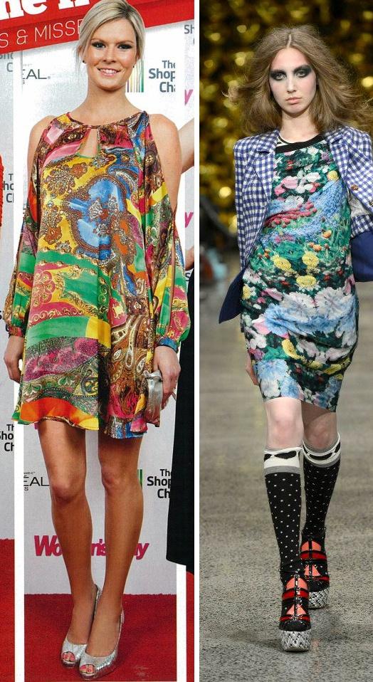 Trelise Cooper - gorgeous colour & pattern