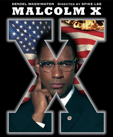 Malcolm X biographical film