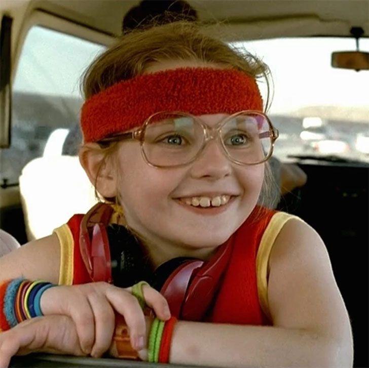 A 10 años de Little Miss Sunshine su protagonista luce tan diferente y es aún más famosa