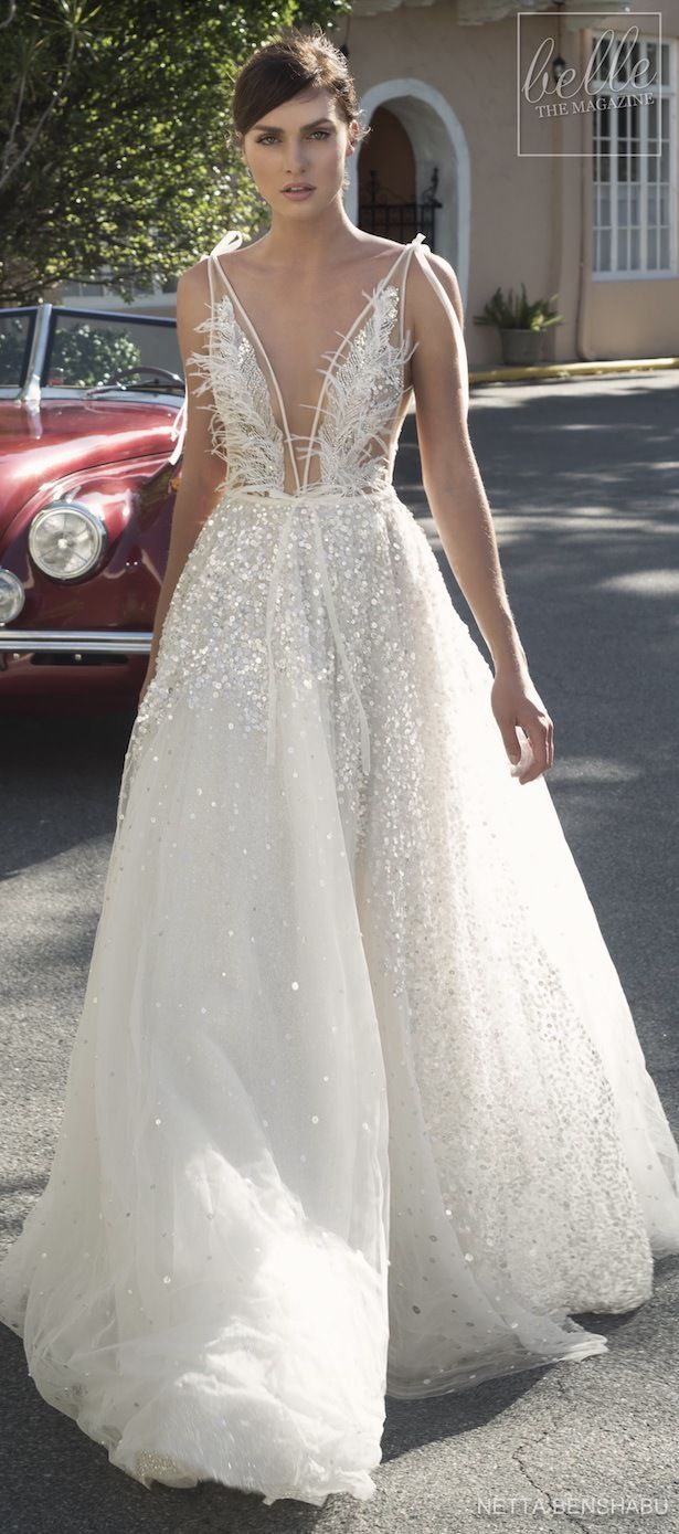 Netta Benshabu Wedding Ceremony Gown Ortment 2019 Une Fleur Sauvage Galleries Pinterest Dresses And Gowns