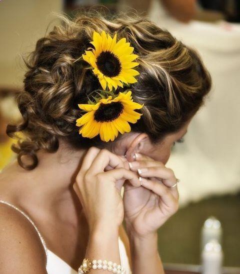 39 #Sunflower Wedding Ideas and Wedding Decorations #romanticwedding