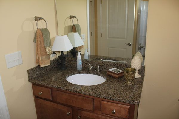 View Some Our Granite Bathroom Countertop Installations. We Also Work With  Marble, Travertine, And More. Located South Of Atlanta, GA. Call