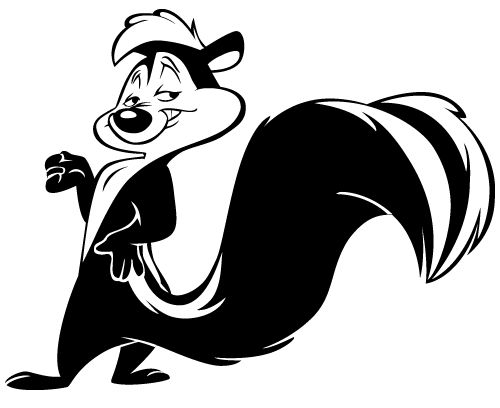 Cartoon Characters Gone Bad : Best ideas about pepe le pew on pinterest looney