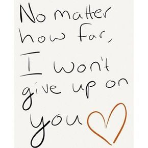 long distance relationship words of encouragement