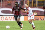 Amichevole Milan vs Mantova 3.09.2015