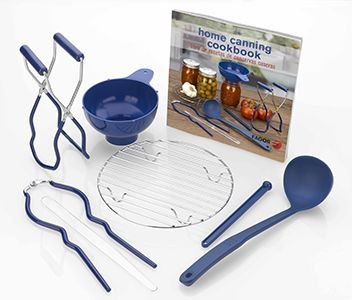 Fagor America : Cookware : Specialty Cookware : Home Canning Kit
