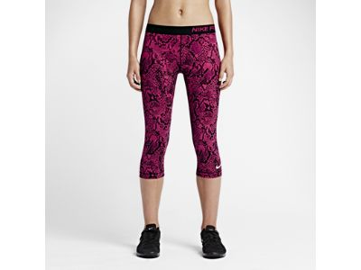 Nike Pro Heights Vixen Women's Training Capris