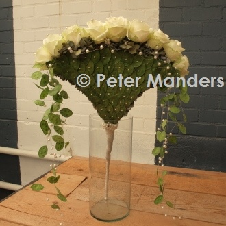 weddingbouquet/bruidsboeket lunaria