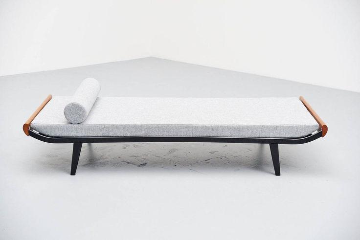 Dick Cordemeijer Cleopatra Daybed with Mattress for Auping, 1954 9