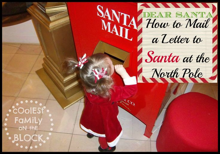 mail a letter to santa 17 best images about family friendly traditions 23532 | 1637a416618e36fc0a1a48ad7575bcc9