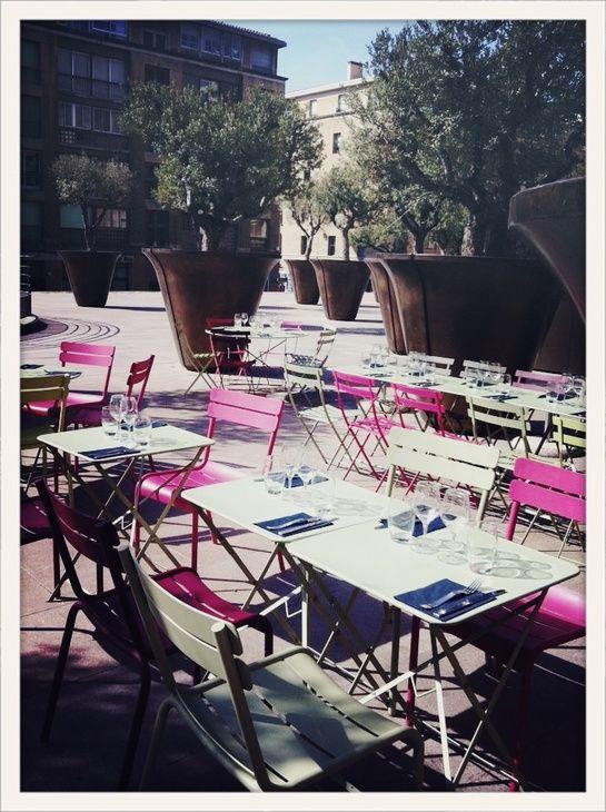 Restos Marseille-LE CAFE DES EPICES-