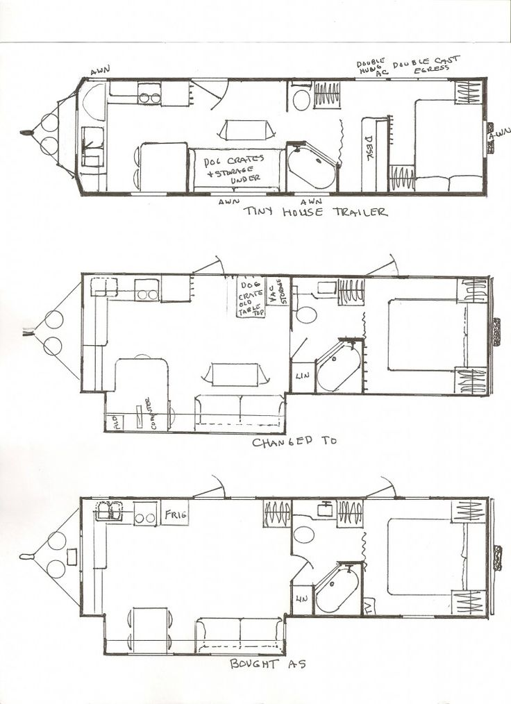 trailer home design. Small Home Design  Floor Plan Tiny House Trailer Pinterest floor plans houses and Smallest house