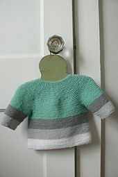 I love it so much and I want to hug the baby that goes in it.  I might write a pattern.  Wendy should avoid mentioning the ladder on the left sleeve.