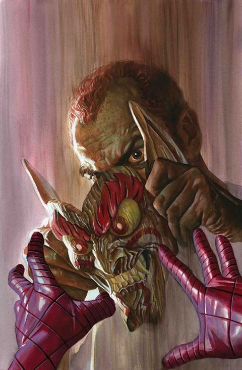 Green Goblin by Alex Ross