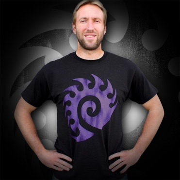 Starcraft II Zerg Vintage Logo T-Shirt $21.99: Tshirt 2199, Logos Tshirt, Logos T Shirts, Vintage Logos