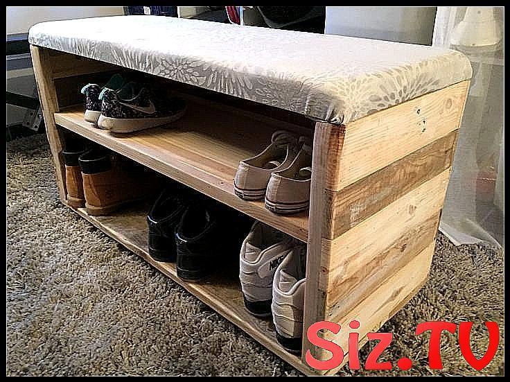 32+ Fabriquer un meuble a chaussure avec des palettes inspirations