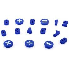 15PCS Funi CT-992 Round Magnetic Numbers Counters