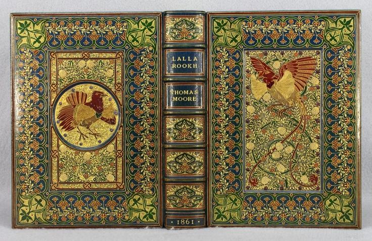 Lalla Rookh, 1861, by Thomas Moore. London: Longman, Green, Longman, & Roberts.