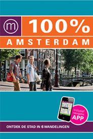 """De handzame stadsgidsen van """"100%"""" tonen routes langs de leukste winkels, restaurantjes en bezienswaardigheden. Zo ontdek je een stad in no-time."""