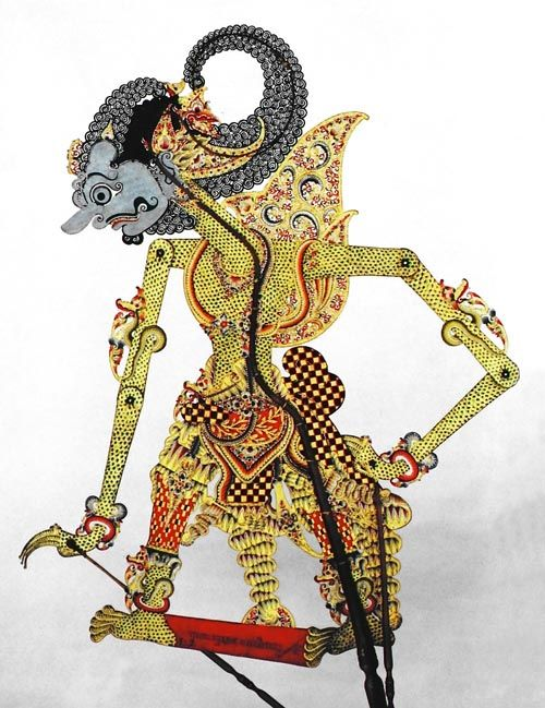 Antareja , Son of Bhimasena