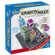 Gravity Maze - an awesome logic game budding engineers will love! #STEM #gtchat