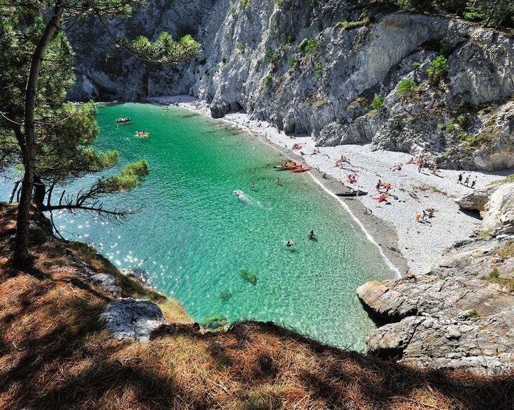 Cassis ? Colioure ? et non Crozon... Retrouvez le Top 10 des plus belles plages de Bretagne