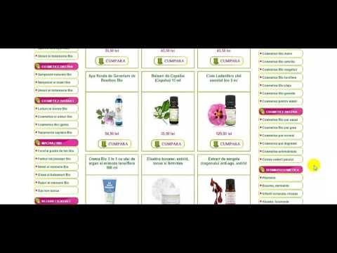 Cosmetice Bio vergeturi