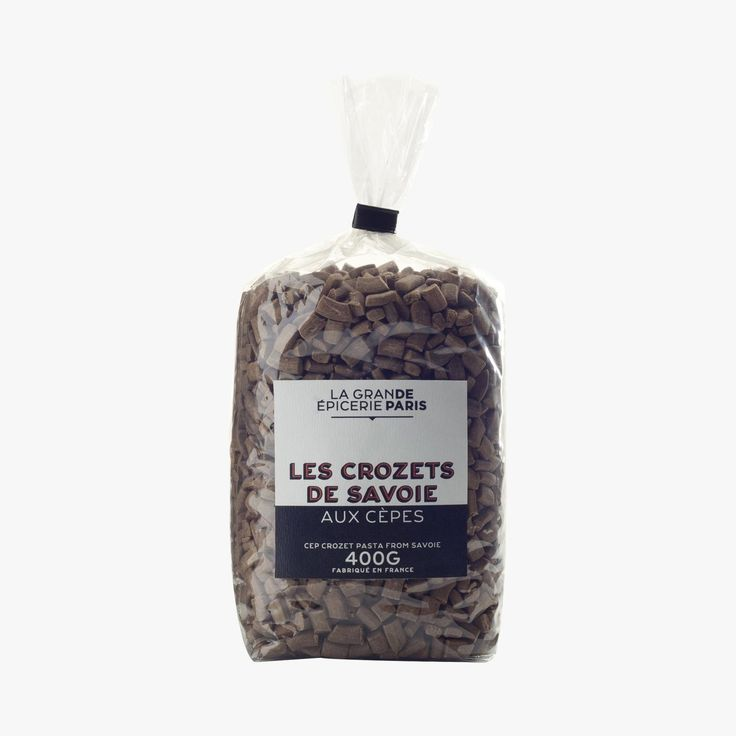 Crozets de Savoie aux cèpes - La Grande Epicerie de Paris - Find this product on Bon Marché website - La Grande Epicerie de Paris