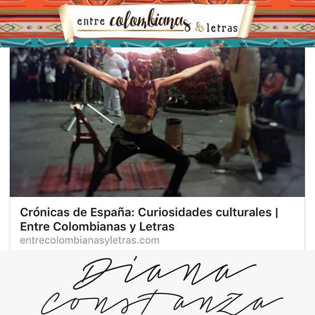 Hoy Diana Constanza nos cuenta estas tradiciones culturales que encontro durante su estadia en España! Esperamos les guste! Feliz tarde para todos! #españa #fiestasespaña #visitarspaña #cosasquenopuedesperderenespaña #cultura #culturaespaña #españa:flag_e (scheduled via http://www.tailwindapp.com?utm_source=pinterest&utm_medium=twpin&utm_content=post196395605&utm_campaign=scheduler_attribution)