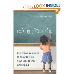 The best book I've read to date for parents of gifted children.