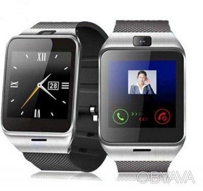Умные Smart Watch GV18 часы с сим картой и картой памяти.НОВИНКА!, Київ - дошка оголошень OBYAVA.ua