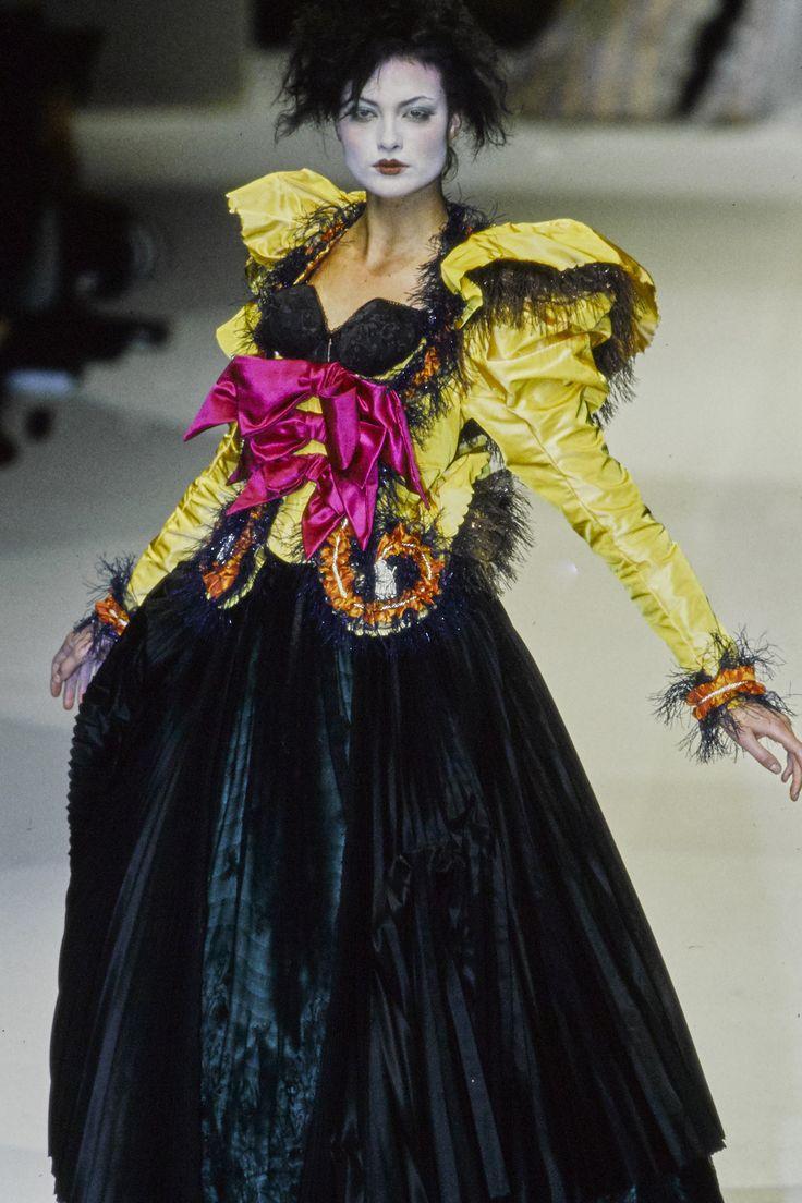 Vivienne Westwood Fashion Show Paris