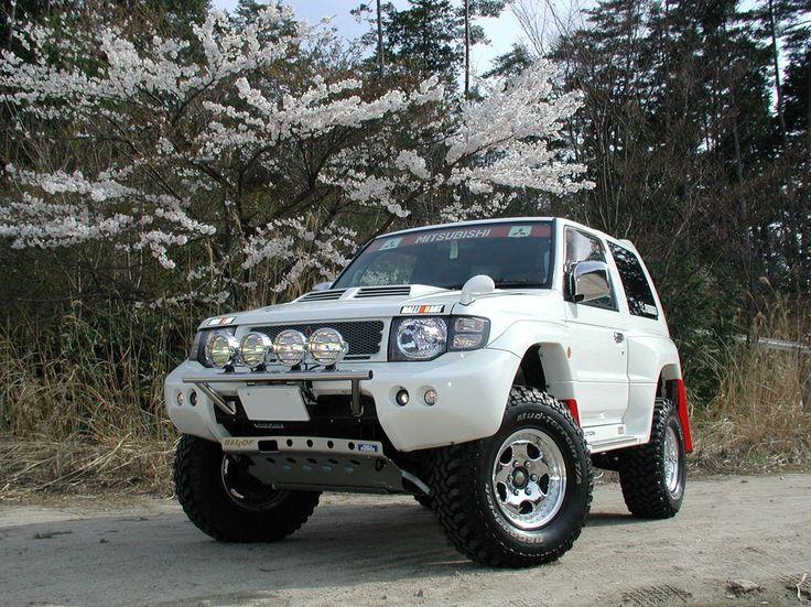 Mitsubishi Montero Pajero Evolution