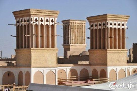 Iránsky Yazd: Na prahu púšte