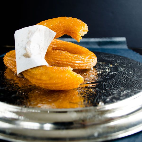 Turkish Sweet Churros | giverecipe.com | #dessert #churros #turkish