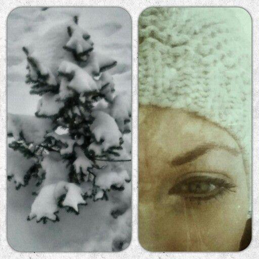 #snow, #january