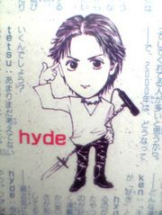 hyde (冨樫義博)