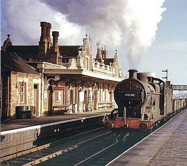 Bridge Street Station, Northampton.