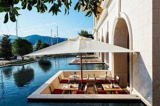 Regent Porto Montenegro Opens on the Adriatic Need a piece of heaven right now.....so want to go!