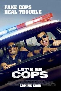 Let's Be Cops - Movie Review - http://www.dalemaxfield.com/2014/08/16/lets-be-cops-movie-review/
