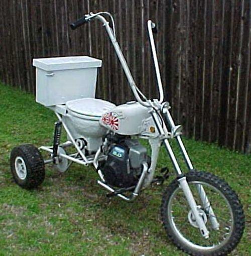 Custom bike for all your comfort needs