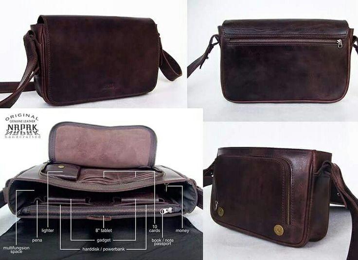 Organizer bag original genuine leather design by RUDayat Contact :  Made in Bandung Indonesia call +6281395075901 bbm 5D418C88 whatsapp +6281322365446