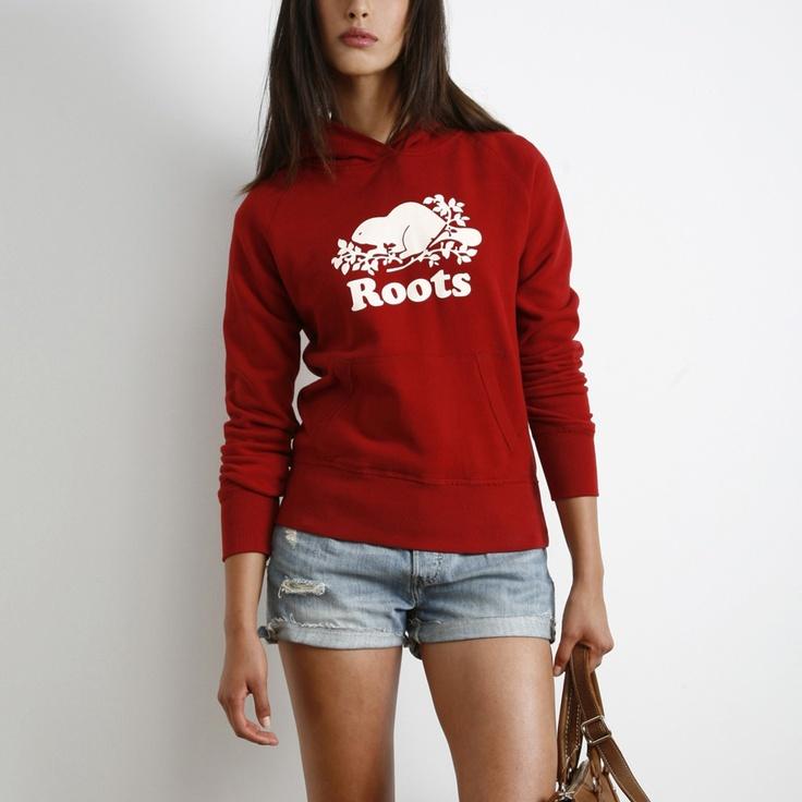 Heritage Kanga | Women's Tops Sweatshirts and Hoodies | Roots