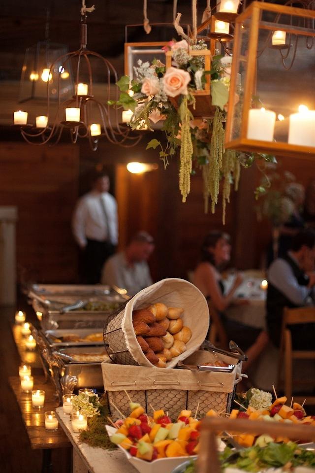love those candle boxes cotton warehouse wedding ceremony organic rustic atlanta