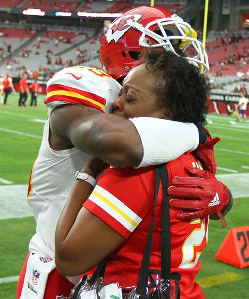 Eric Berry: Our Man of the Year | Chiefs.com. Eric BerryKansas City ...