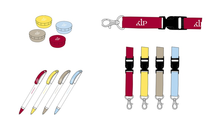#Promotional products for KLP