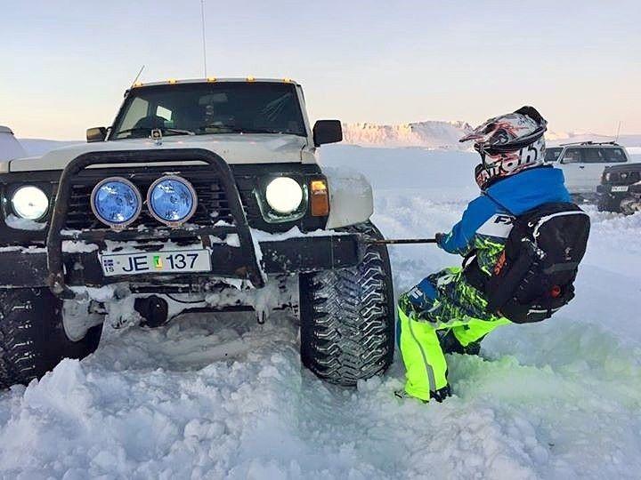 Nissan Patrol Gr Y60 Arctic Trucks