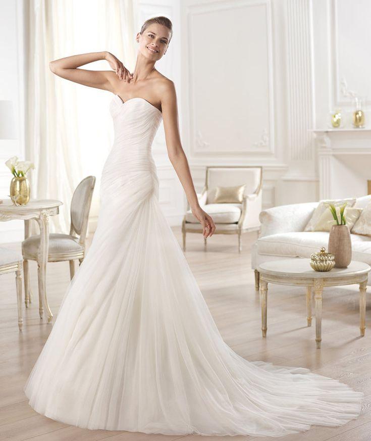 Robes de mariée de la collection Fashion 2015 - Pronovias