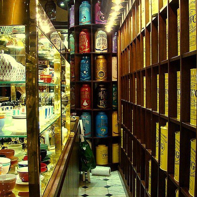 Harrods Tea market Knightsbridge