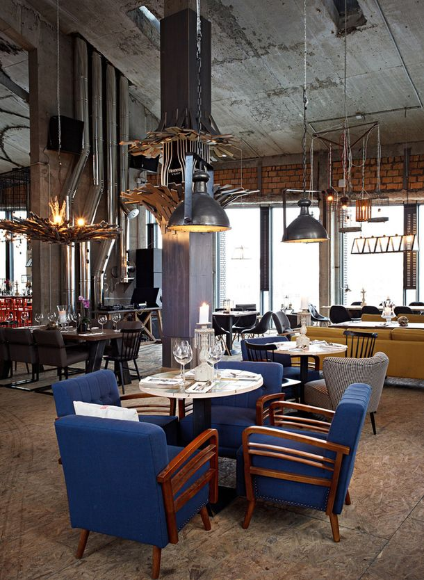 thesis on restaurant interior design
